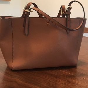Tory Burch Emerson Tote, Brown